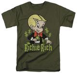 Richie Rich - Rich Logo T-shirts