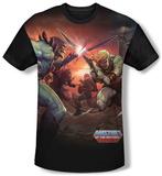 Masters Of The Universe - Battle (black back) Sublimated