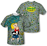 Richie Rich - Let It Rain (Front/Back) Sublimated