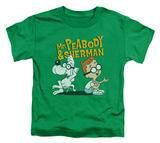 Toddler: Mr Peabody & Sherman - Deep Conversation T-Shirt