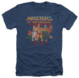 Masters Of The Universe - Team Of Heroes Shirts