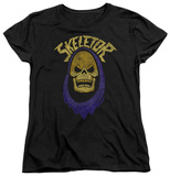 Womens: Masters Of The Universe - Hood T-Shirt