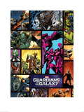 Guardians Of The Galaxy - Comics Art