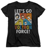 Womens: Voltron - Force T-shirts