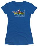 Juniors: Voltron - Logo T-shirts