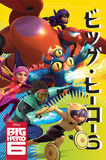 Big Hero 6 - Wild Prints