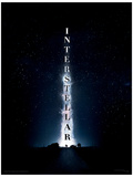 Interstellar - Launch Masterprint