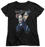 Womens: The X Files - X Agents T-Shirt