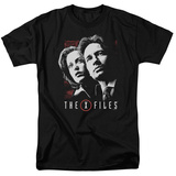 The X Files - Mulder & Scully T-Shirt