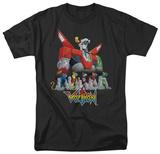 Voltron - Lions T-shirts