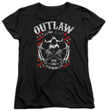 Womens: Sons Of Anarchy - Outlaw Shirts