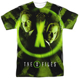 The X Files - Trust No One Sublimated