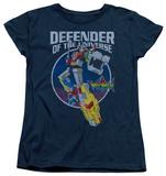 Womens: Voltron - Defender Shirt