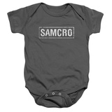 Infant: Sons Of Anarchy - Samcro Infant Onesie