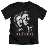 Juvenile: The X Files - Mulder & Scully Shirt