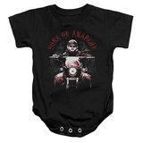 Infant: Sons Of Anarchy - Ride On Infant Onesie