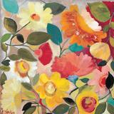 Üppiger Garten Giclée-Druck von Kim Parker