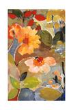 Waterlillies Giclee Print by Kim Parker