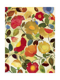 Tuscan Garden Giclee Print by Kim Parker