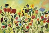Wild Field Giclee Print by Kim Parker