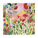 Maggie's Garden Giclée-Druck von Kim Parker