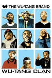 Wu Tang Brand Affiches