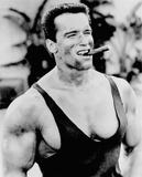 Arnold Schwarzenegger - Cigar Kunstdrucke