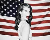 Lana Flag Pósters