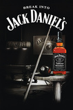 Jack Daniel's Old 7 Poster