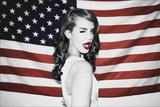 Lana Del Rey Kunstdrucke