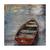 The Row Boat Giclee Print by Alexys Henry