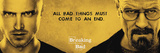 Breaking Bad - All Bad Things Plakater