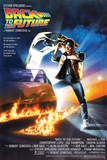 Filmposter Back To The Future, 1985 Print