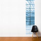 Through Glass Wall Mural