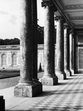 Portico of the Palace of the Grand Trianon in Versailles Photographic Print by Dusan Stanimirovitch