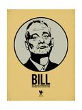 Bill 1 Pôsters por Aron Stein
