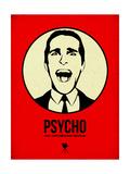 Psycho 1 Poster di Aron Stein