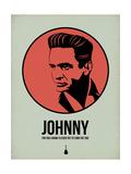 Johnny 2 Giclée-Premiumdruck von Aron Stein