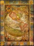 Orbis Terra Pohjustettu vedos tekijänä  Douglas