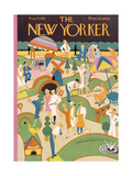 The New Yorker Cover - August 15, 1931 Giclee Print by Theodore G. Haupt