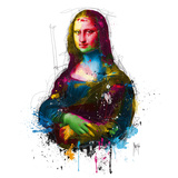 Da Vinci Pop Poster van Patrice Murciano