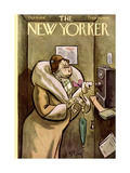 The New Yorker Cover - October 15, 1932 Premium Giclee Print by William Steig