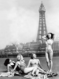 Blackpool Sands Pósters