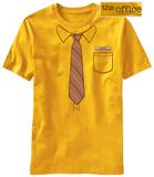 The Office - Dwight Schrute Work Shirt Costume Tee Vêtement