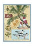 Schonberg-Strand Kunstdrucke von Anita Phillips