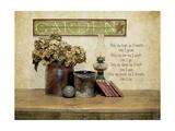 Jardin Affiches par Jo Moulton