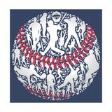 Baseball Posters by Jim Baldwin