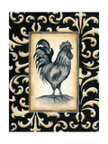 Rooster I Prints by Kim Lewis