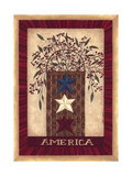 America Posters by Cindy Shamp
