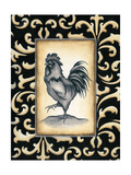 Rooster II Art by Kim Lewis